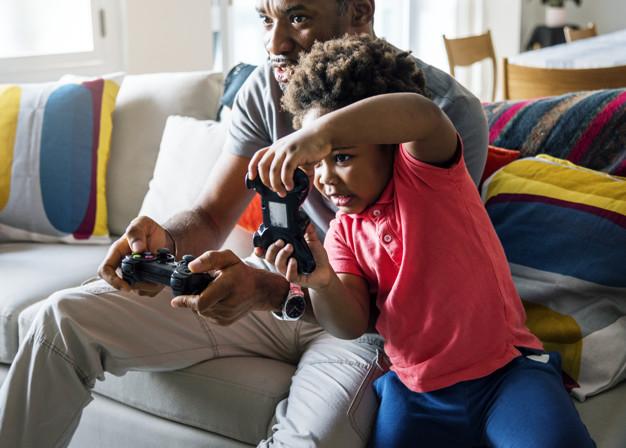Jeux vidéo pour toute la famille –