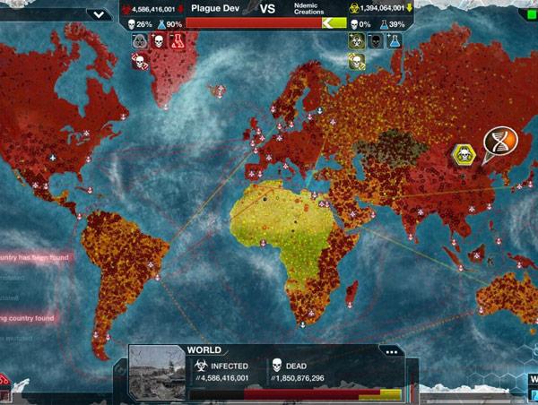 Jeux de virus:  quelle est son véritable impact?